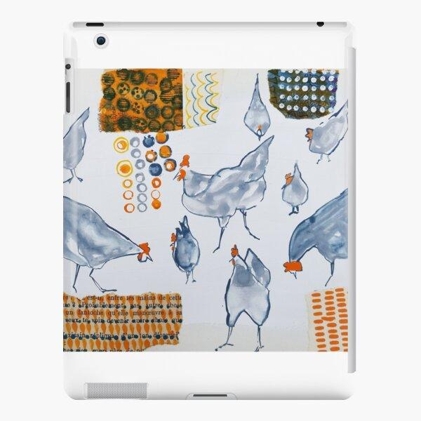 Grey Hens iPad Snap Case