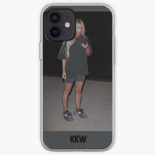 Kim Kardashian KKW 12 Funda blanda para iPhone