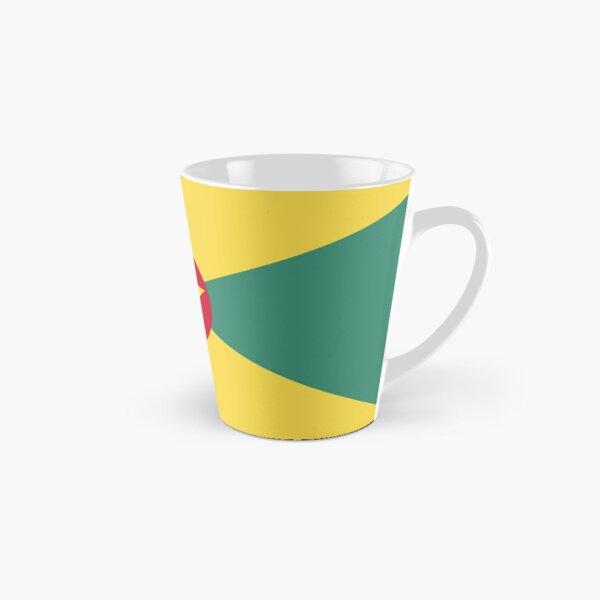 Greenada flag emblem Tall Mug