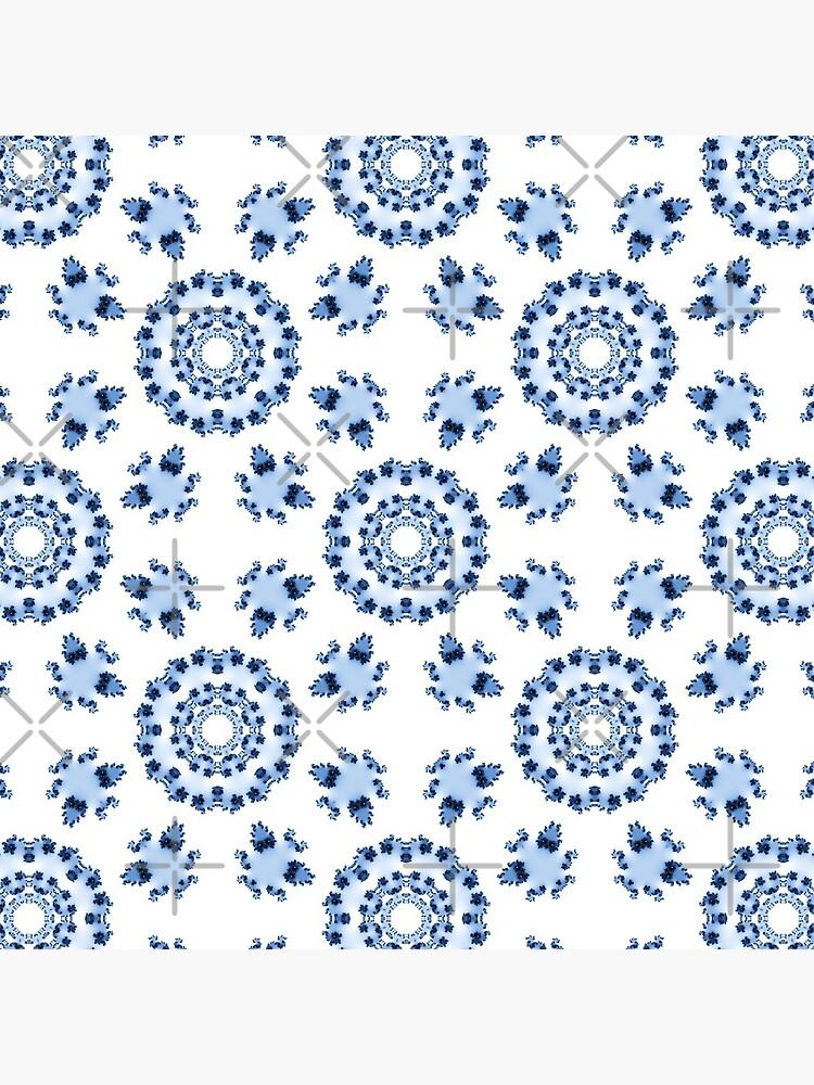 Fractal Tiles by nadyanadya
