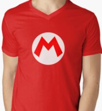 Super Mario Mario Icon T-Shirt