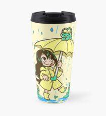 Best Frog Girl Travel Mug