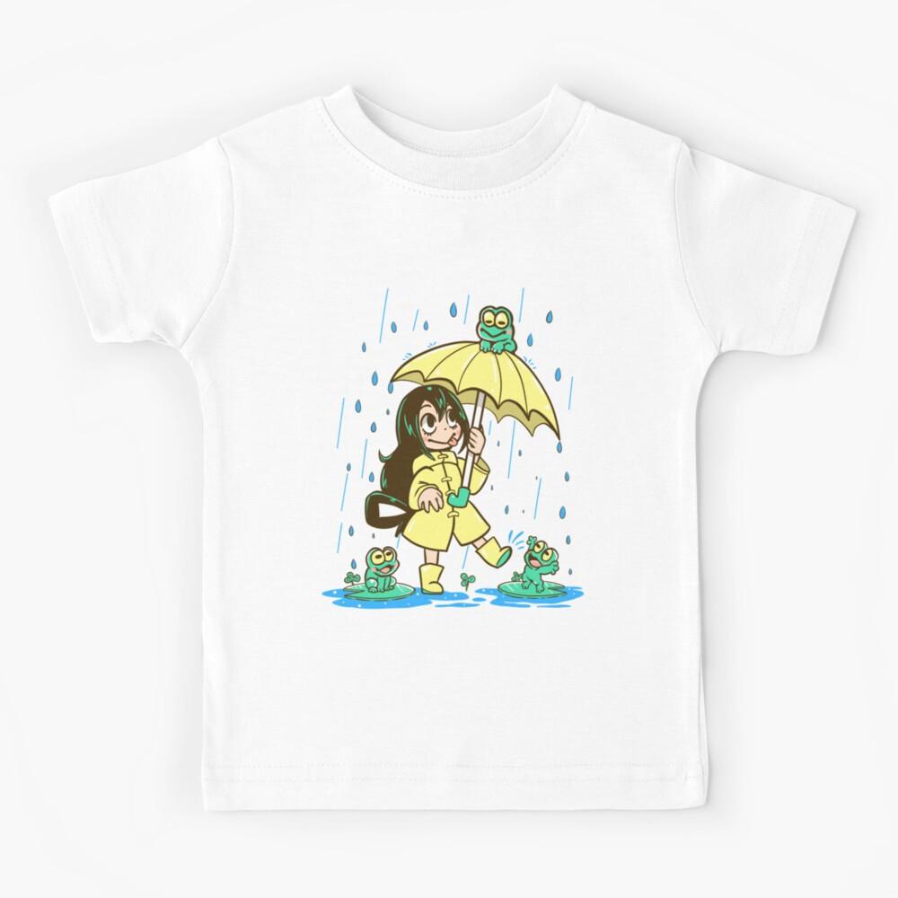 Best Frog Girl Kids T-Shirt