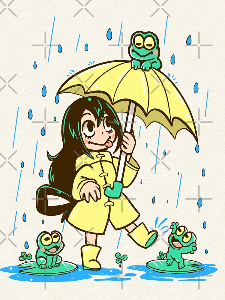 Best Frog Girl by TechraNova