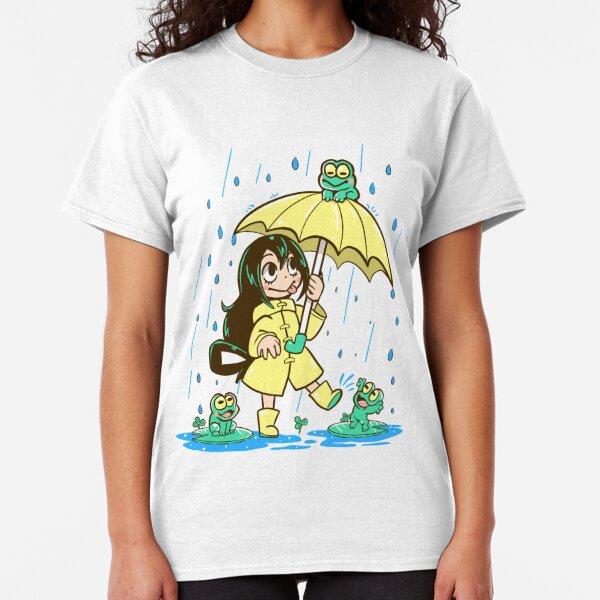 Best Frog Girl Classic T-Shirt