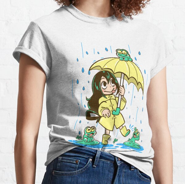 Best Frog Girl Classic T-Shirt
