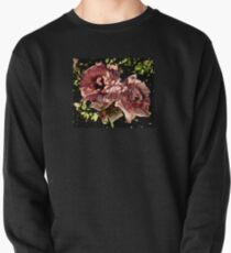 Roses Two By Two Pullover Sweatshirt