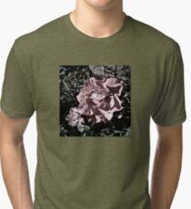 Ballerina Roses Tri-blend T-Shirt