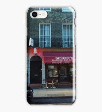 Speedy's Sandwich Bar  iPhone Case/Skin