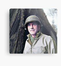 Major General Leonard Townsend Gerow Metal Print
