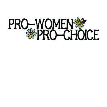 Pro-women pro-choice by Boogiemonst