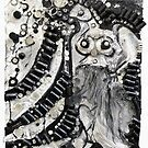 """""""Laughing Medusa"""" by Diane  Marie Kramer"""