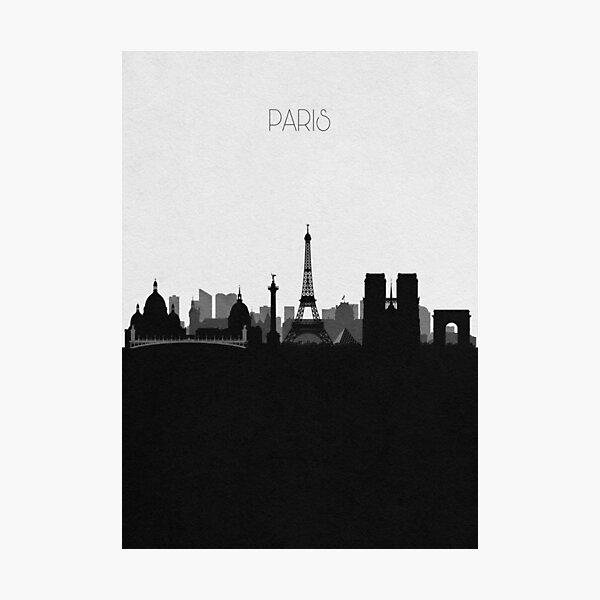 Travel Posters | Destination: Paris Photographic Print