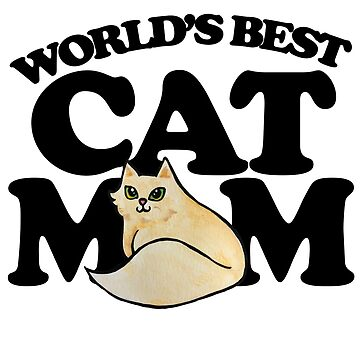 World's Best CAT MOM by Boogiemonst