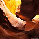 Dreams of Shade and Light, Antelope Canyon by Robin Whalley