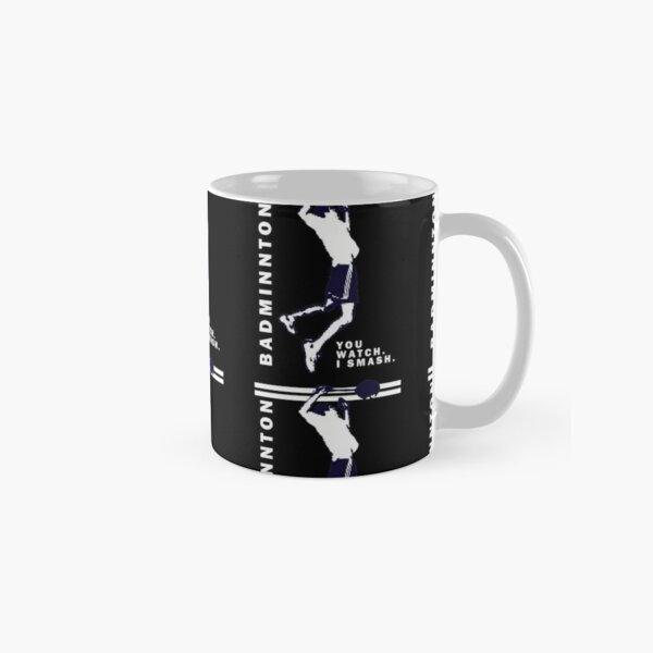 Love badminton love badminton gift Classic Mug
