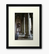 Cathedral of Saint Quentin  (France) Framed Print