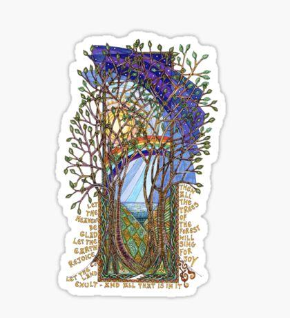 Sing for Joy - Psalm 86 Sticker