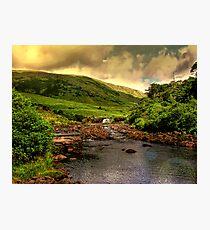 Asleigh Falls Photographic Print