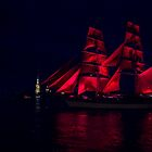 Scarlet Sails by Svetlana Korneliuk