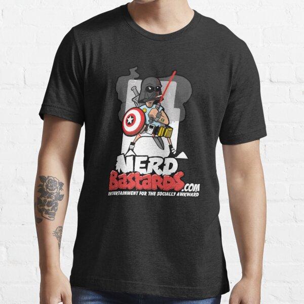 THE Nerd Bastard...  Essential T-Shirt