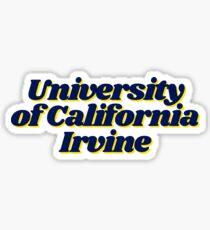 UC Irvine Sticker