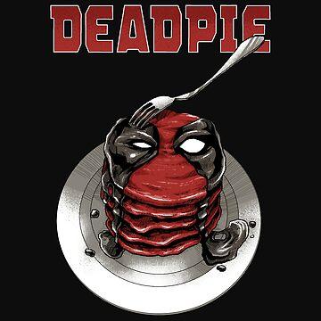 Dead Pie Superhero Spoof by GarnetLeslie