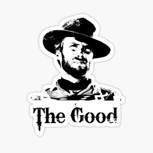 the good Sticker