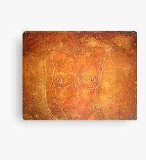 Fire Goddess Canvas Print