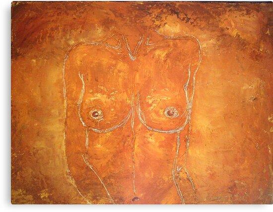 Fire Goddess by Glen Ladegaard AUSTRALIA