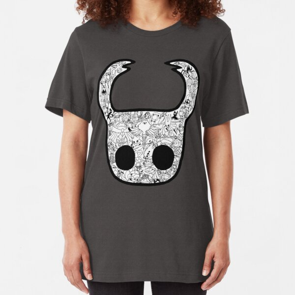 The Hollow Knight Slim Fit T-Shirt