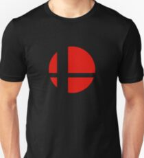 Camiseta unisex Super Smash Bros Icon