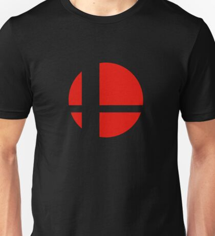 Super Smash Bros Icon Unisex T-Shirt