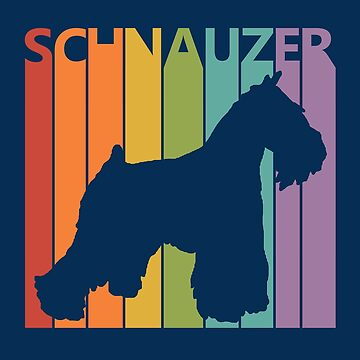 Funny Cute Schnauzer Dog by polveri