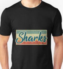 Shark species Unisex T-Shirt