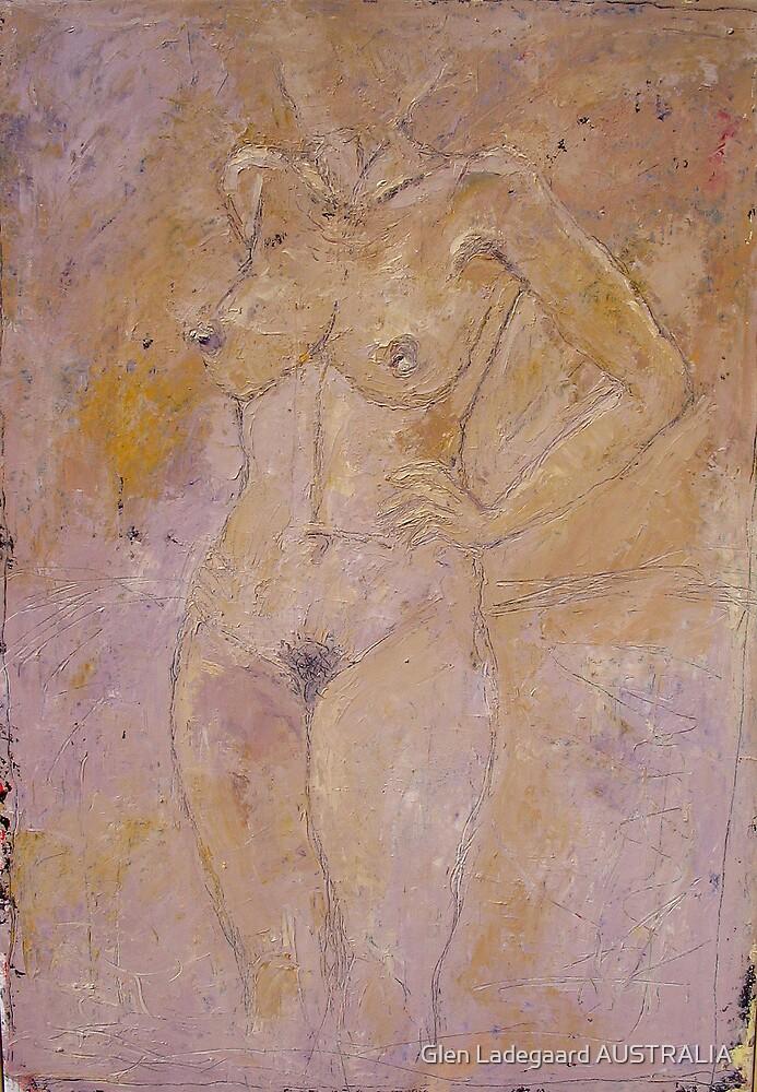 Goddess of Confidence by Glen Ladegaard AUSTRALIA