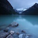 Blue morning by Claire Armistead