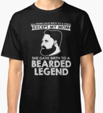Bearded Legend T-Shirt Classic T-Shirt