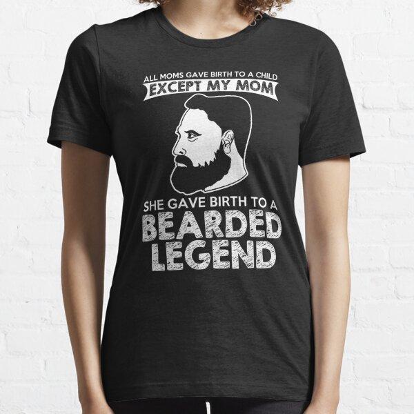 Bearded Legend T-Shirt Essential T-Shirt
