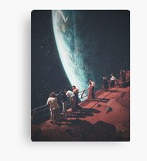 Missing the ones we Left Behind Canvas Print