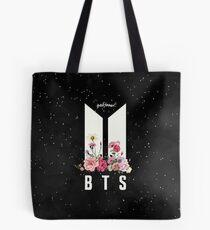 BTS: Beyond The Scene (Night Version) Tote Bag