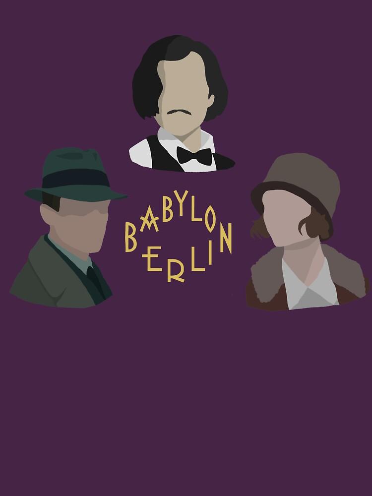 Babylon Berlin by yowisy