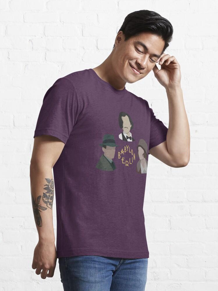 Alternate view of Babylon Berlin Essential T-Shirt