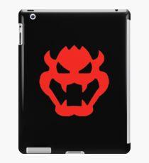 Super Mario Bowser Icon iPad Case/Skin