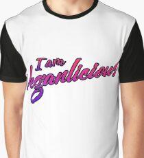 I am Veganlicious Graphic T-Shirt