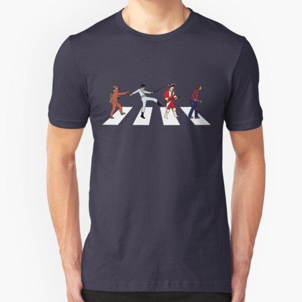 Kubrick Road Slim Fit T-Shirt