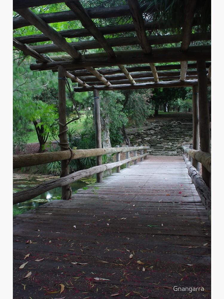 Wedding walkway by Gnangarra