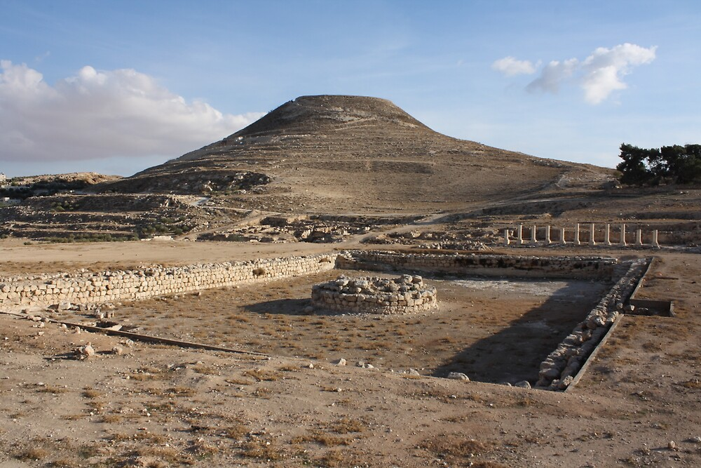 Herodion by milzi