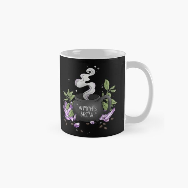 Witch's Brew for Coffee Lover Witches Classic Mug