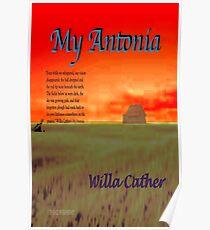 My Antonia Poster